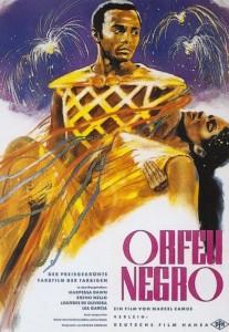 """Dentro de la narrativa del doble CD hay guiños a la película """"Orfeo negro"""", de Marcel Camus"""