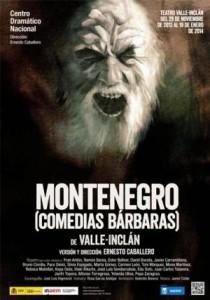 """El intérprete estrena hoy la obra """"Montenegro"""", en el Teatro Valle-Inclán"""