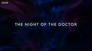 """En 1996, la BBC presentó el filme """"La noche del Doctor"""""""