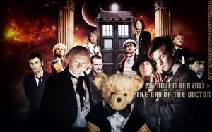 Trece intérpretes han sido el Doctor Who a lo largo de su historia