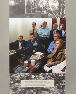 La política estadounidense tiene un cierto protagonismo en la exhibición/ Photo Credits: Adam Broomberg, Oliver Chanarin y MoMa