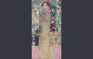"Posthumous Portrait of Ria Munk III"", de Gustav Klimt/ Photo Credits: Propiedad de la Lewis Collection"