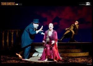 """El mensaje de """"Tirano Banderas"""" tiene sentido en la tragedia de los pueblos sometidos/ Photo Credits: Teatro Español"""