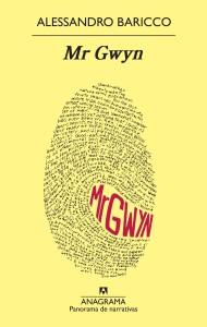 """El texto surge de un ficticio escritor que apareció en la anterior obra de Baricco, """"Mr. Gwyn"""""""