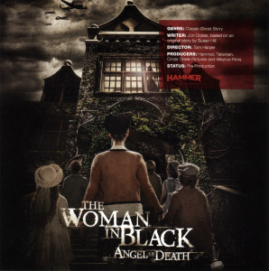"Hammer Films produce la secuela de ""The Woman In Black"""