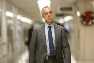 Titus Welliver es el actor encargado de caracterizarse como Harry Bosch/ Photo Credits: michaelconnelly.com