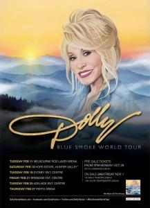 """El próximo 20 de mayo, Dolly Parton pondrá a la venta, en Europa y Estados Unidos, el CD """"Blue Smoke"""""""