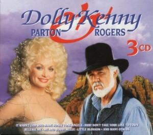 """En """"Blue Smoke"""", Parton vuelve a reunirse con su compañero Kenny Rogers"""