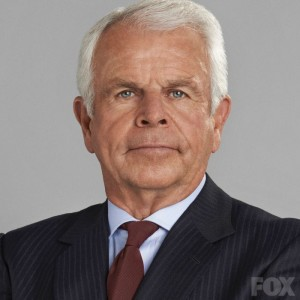 William Devane se ocupa de la parte del Presidente de USA, James Heller/ Photo Credits: 20th Century Fox Television
