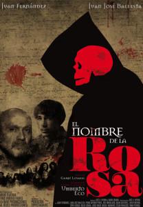 """""""El Nombre de la Rosa"""" se representa en el Teatro Nuevo Apolo"""