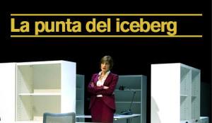 """""""La punta del iceberg"""", en el Teatro La Abadía"""