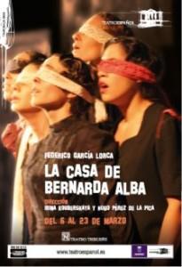 """""""La Casa de Bernarda Alba"""", en el Teatro Español"""
