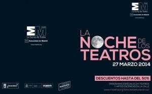 La Noche de los Teatros promueve rebajas de hasta el 50% en las localidades para el 27 de marzo, aunque el problema se traslada al día a día