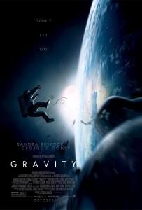 """""""Gravity"""" fue una de las película destacadas en la gala"""