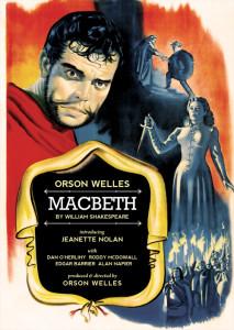 """Orson Welles dirigió y protagonizó una de las mejores versiones de """"Macbeth"""", en 1948"""