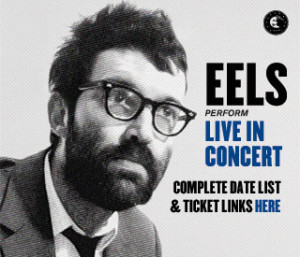 Eels actuarán el 12 de julio en Barcelona y el 14 en Madrid