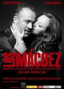 Carmen Machi encarna a una peculiar Lady Macbeth en el Teatro María Guerrero de Madrid