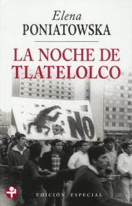 """Uno de los textos más emotivos de Poniatowska es """"La noche de Tlatelolco"""", sobre la matanza estudiantil del 2 de octubre de 1968 en la Plaza de las Tres Culturas"""