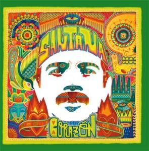 Carlos Santana vuelve a reunir un importante grupo de colaboradores para su obra número 22