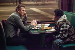 Liam Neeson da vida al investigador y expolicía Matt Scudden/ Photo Credits: Universal