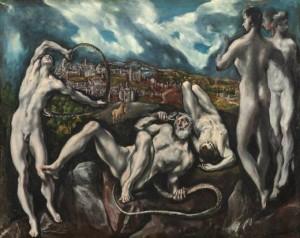 """El Greco ejerció gran fascinación en los expresionistas alemanes con su """"Laoconte""""/ Photo Credits: Washington DC, National Gallery of Art, Samuel H Kress Collection"""