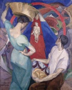 Rivera fue uno de los artistas que llevó El Greco a las extensiones de América/ Photo Credits: Banco de México, Diego Rivera Frida Kahlo Museums Trust, México DF, VEGAP, Madrid