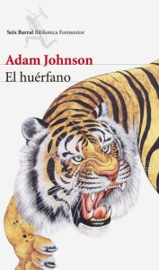 """Adam Johnson ha conseguido que """"El huérfano"""" sea traducido a múltiples idiomas"""