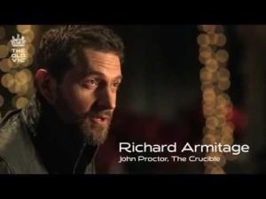 """Richard Armitage encabeza el elenco mientras espera el estreno del largometraje """"Into The Storm"""""""