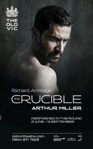 Yaël Farber es el director del montaje protagonizado por Richard Armitage/ Photo Credits: The Old Vic Theatre