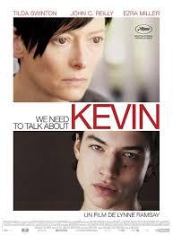 """La película de """"Tenemos que hablar de Kevin"""", dirigida en 2011 por Lynne Ramsey, ayudó a la promoción de la obra de Lionel Shriver"""