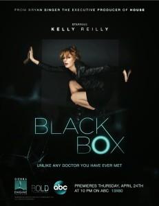 Kelly Reilly da vida a una experta en alteraciones cerebrales que padece una enfermedad mental/ Photo Credits: ABC Television