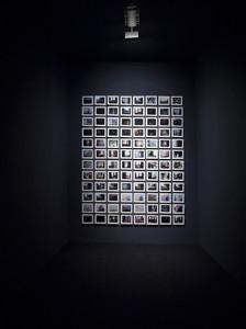 Chantal Akerman compone un gran mural de vivencias personales/ Photo Credits: Galería Elba Benítez y Chantal Akerman