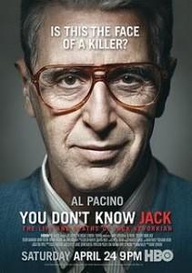 """Al Pacino y Barry Levinson colaboraron hace poco en la miniserie """"Doctor Muerte"""""""