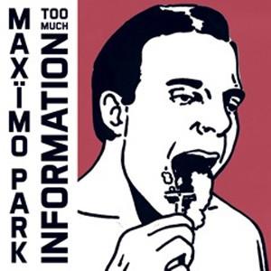 """Smith lanzó el pasado mes de febrero el último trabajo con Maxïmo Park: """"Too Much Information"""""""