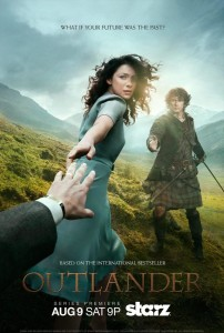 Outlander juega a los viajes en el tiempo, para situar a sus protagonistas entre el siglo XX y el XVIII
