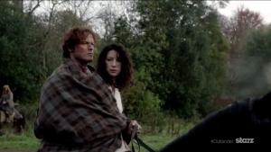 La acción de Outlander se sitúa en las Highlands, en 1743