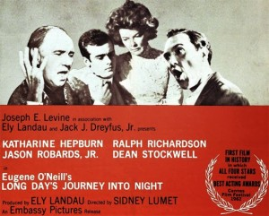 La obra de O'Neill fue adaptada al cine en 1962, por Sidney Lumet