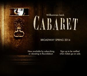 Cabaret muestra la grandeza del musical de Isherwood, Kander y Ebb en la sala Studio 54