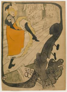 Las musas de Toulouse-Lautrec eran sobre todo bailarinas, actrices y prostitutas