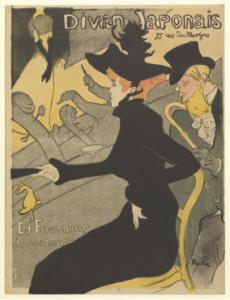Toulouse-Lautrec marcó un auténtico hito con sus imágenes de desenfreno burgués