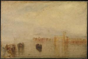 """Returning from the Ball (St Martha)"", exhibido en 1846 por Joseph Mallord William Turner/ Photo Credits: tate.org.uk"