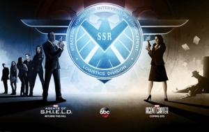 Agent Carter empieza con el reclutamiento de Peggy Carter por Howard Stark
