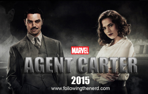 Los creadores de Agent Carter son Christopher Markus y Stephen McFeely