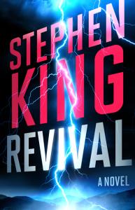 "En Estados Unidos, Stephen King acaba de sacar otra obra al mercado titulada ""Revival"""