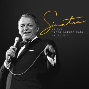 Frank Sinatra alimentó la leyenda de sus directos después de sus actuaciones en The Royal Albert Hall de Londres