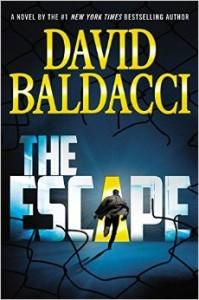 David Baldacci presenta la tercera aventura del enérgico agente John Puller