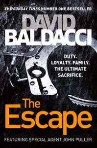 "David Baldacci narra en ""The Escape"" un argumento sobre traiciones en las esferas del poder"