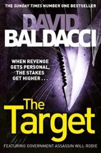 """David Baldacci ya había publicado en 2014 """"The Target"""", esta vez con Will Robie como protagonista"""