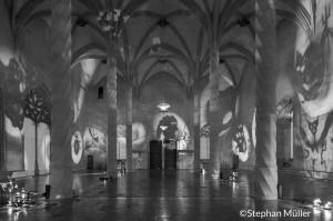 Christian Boltanski ha contado con el apoyo de la galería Kewening, Autoridad Portuaria y El Institut d'Estudis Baleàrics (IEB)/ Photo Credits: Stephan Müller