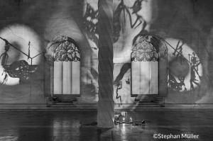 Christian Boltanski lleva concitando sus luces espectrales desde mediados de los ochenta/ Photo Credits: Stephan Müller
